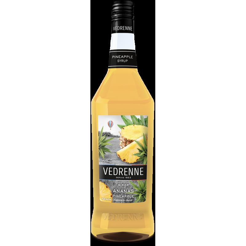 Sirop Ananas VEDRENNE 100cl Vedrenne - 1