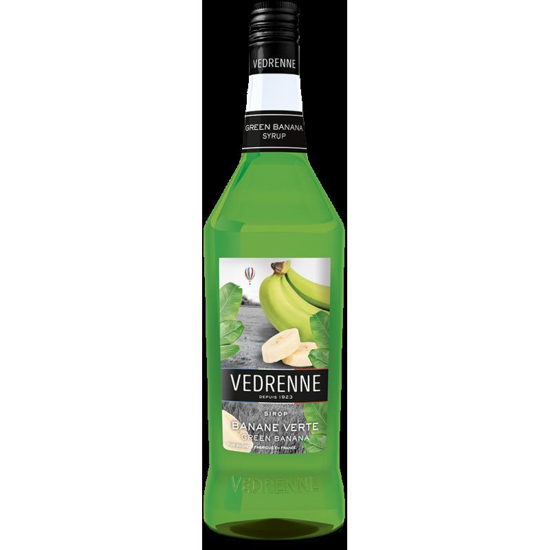 Sirop Banane Verte VEDRENNE 100cl Vedrenne - 1