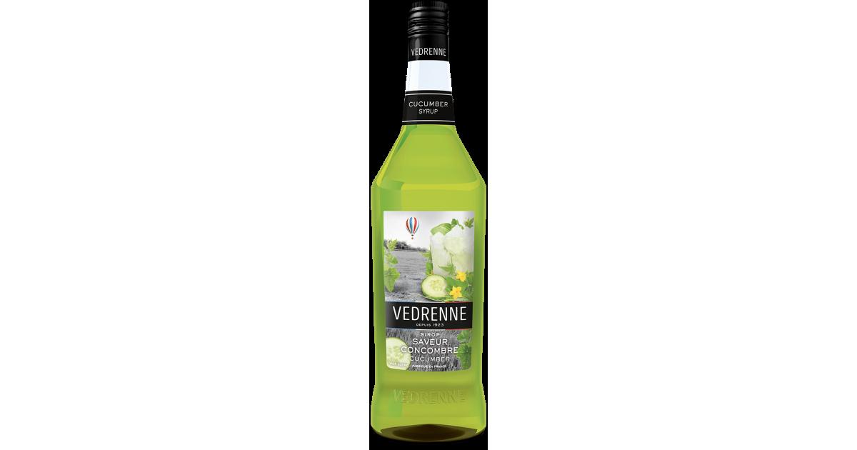 Sirop Saveur Concombre VEDRENNE 100cl Vedrenne - 1