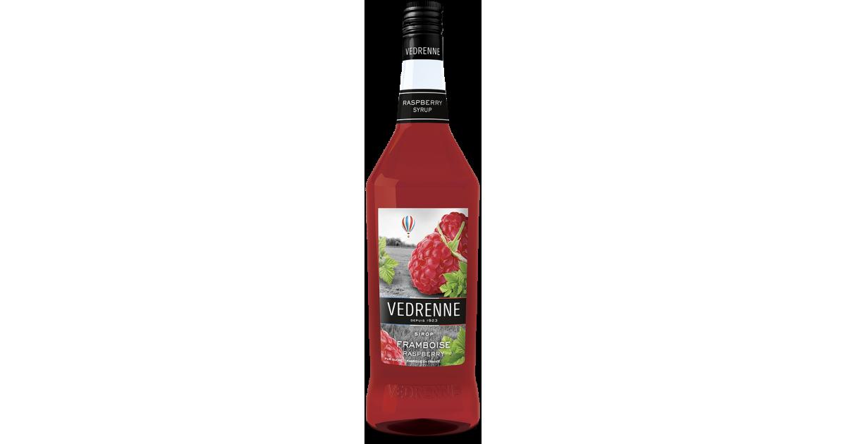 Sirop Framboise VEDRENNE 100cl Vedrenne - 1