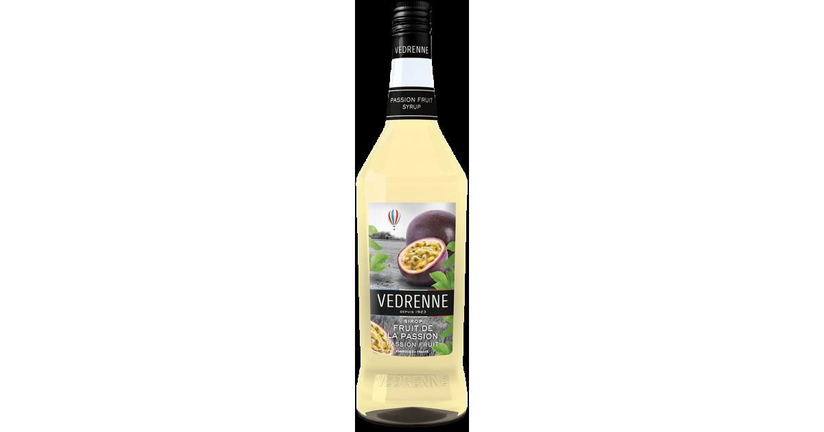 Sirop Fruit de la Passion VEDRENNE 100cl Vedrenne - 1