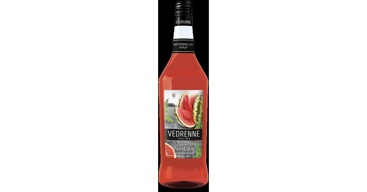 Sirop Pastèque VEDRENNE 100cl Vedrenne - 1