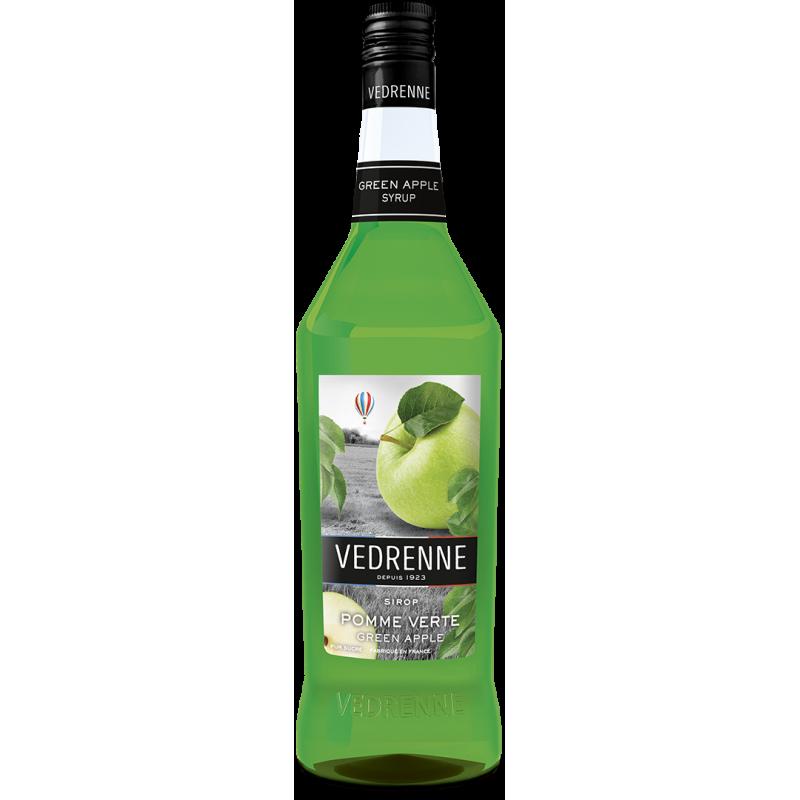Sirop Pomme Verte VEDRENNE 100cl Vedrenne - 1
