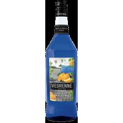 Sirop Saveur Curaçao Bleu VEDRENNE 100cl