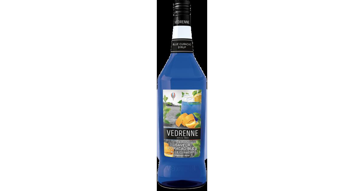 Sirop Saveur Curaçao Bleu VEDRENNE 100cl Vedrenne - 1