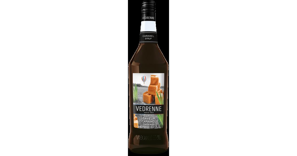 Sirop Saveur Caramel VEDRENNE 100cl Vedrenne - 1