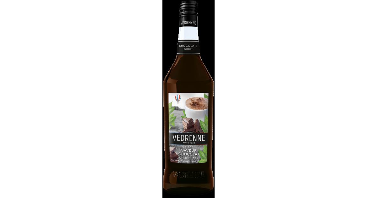 Sirop Saveur Chocolat VEDRENNE 100cl Vedrenne - 1