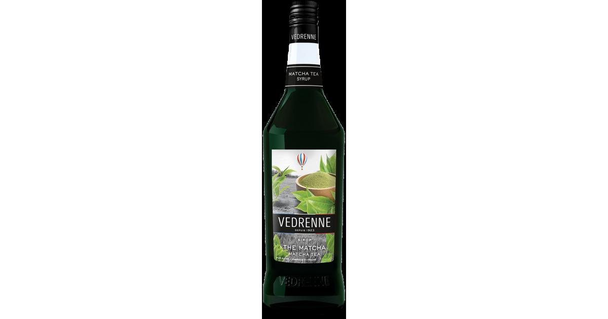 Sirop Thé Matcha VEDRENNE 100cl Vedrenne - 1