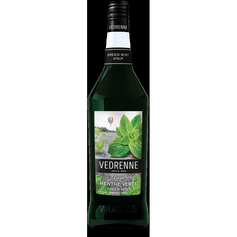 Sirop Menthe Verte VEDRENNE 100cl Vedrenne - 1
