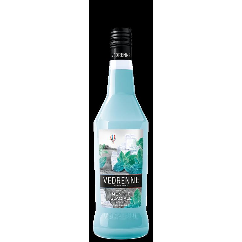 Sirop Menthe Glaciale VEDRENNE 70cl Vedrenne - 1