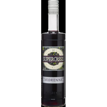Supercassis 20% VEDRENNE - 70cl Vedrenne - 1