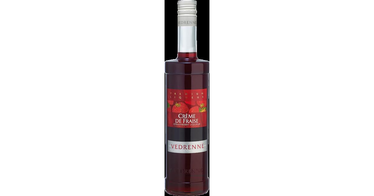 Crème de Fraise VEDRENNE 15% - 70cl Vedrenne - 1
