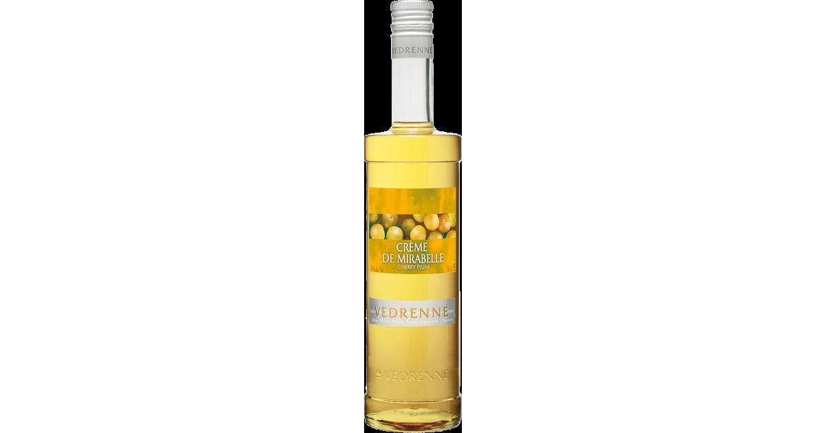 Crème de Mirabelle VEDRENNE 18% - 70cl Vedrenne - 1