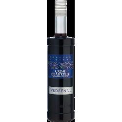 Crème de Myrtille VEDRENNE 15% - 70cl