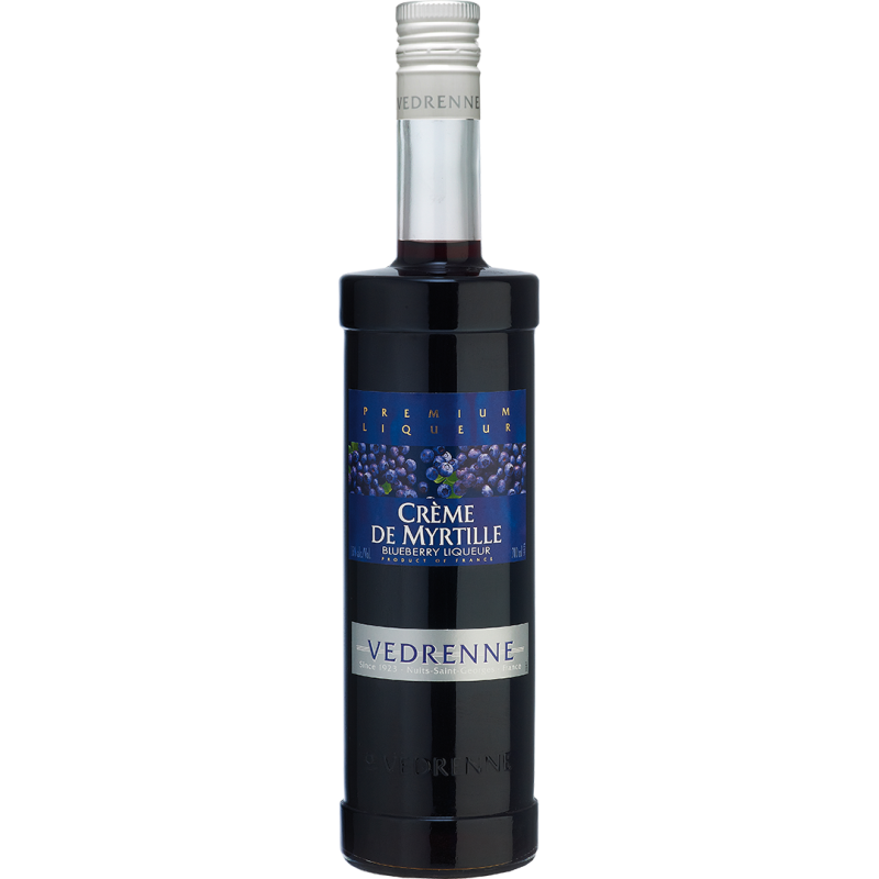 Crème de Myrtille VEDRENNE 15% - 70cl Vedrenne - 1