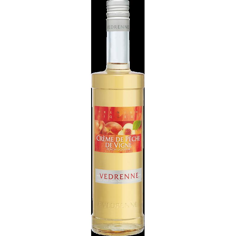 Crème de Pêche de Vigne VEDRENNE 15% - 70cl Vedrenne - 1
