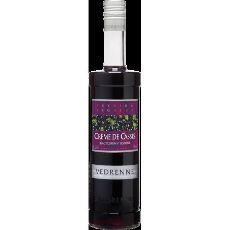 Crème de Cassis VEDRENNE 15% - 70cl Vedrenne - 1