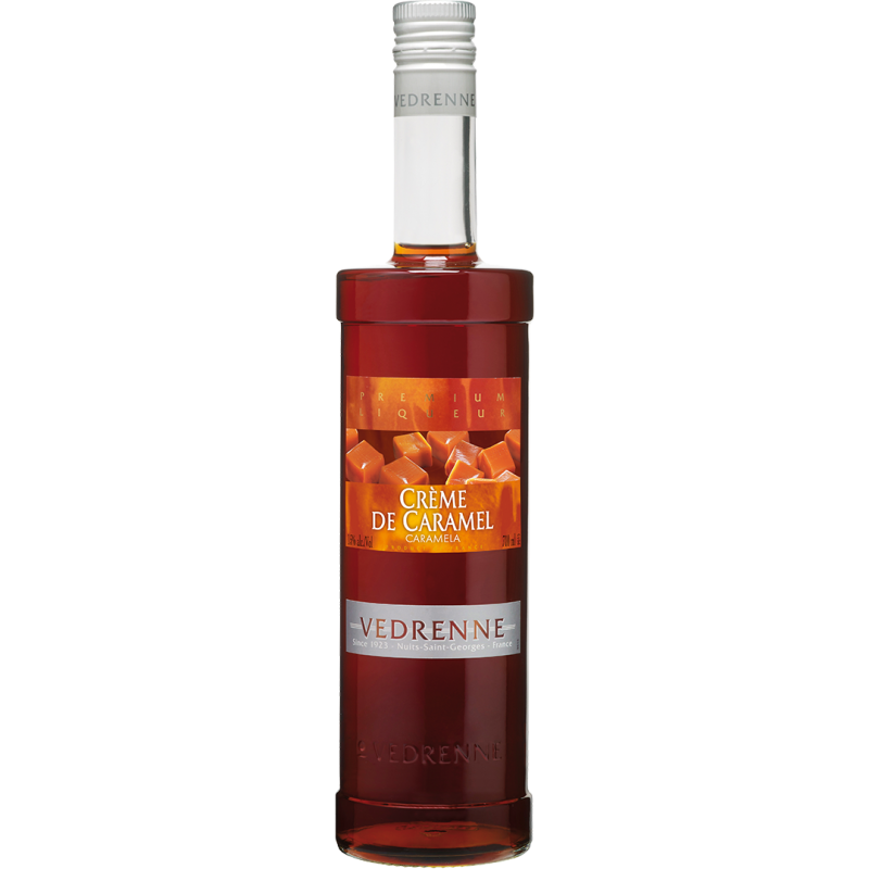 Crème de Caramel VEDRENNE 15% - 70cl Vedrenne - 1