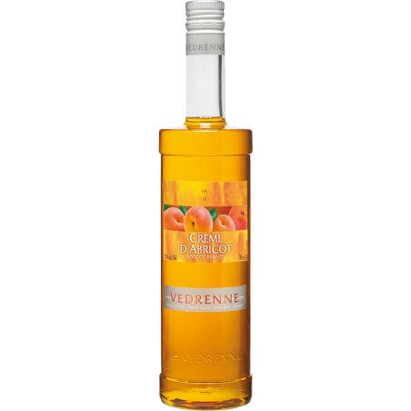 Crème d'Abricot VEDRENNE 15% - 70cl Vedrenne - 1
