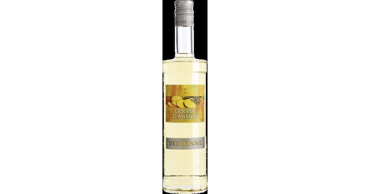 Liqueur d'Ananas VEDRENNE 18% - 70cl Vedrenne - 1