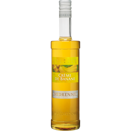 Liqueur de Banane VEDRENNE 25% - 70cl Vedrenne - 1