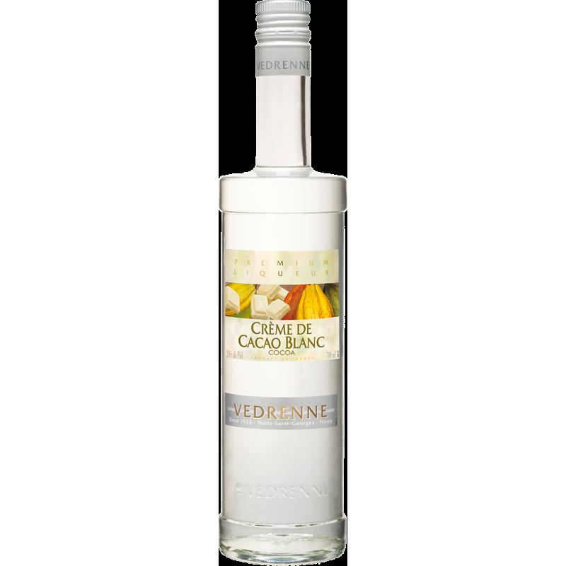 Liqueur de Cacao Blanc VEDRENNE 25% - 70cl Vedrenne - 1