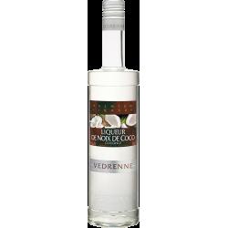 Liqueur de Noix de Coco VEDRENNE 21% - 70cl