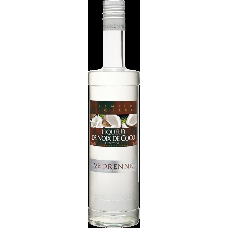 Liqueur de Noix de Coco VEDRENNE 21% - 70cl Vedrenne - 1