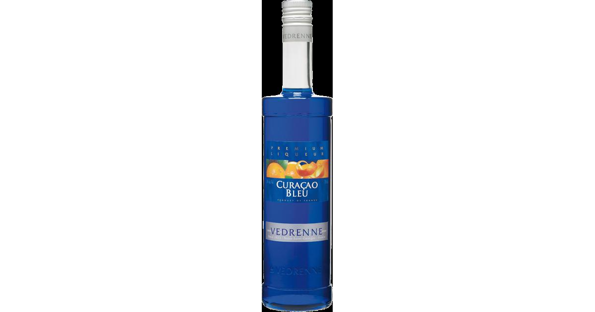Liqueur de Curaçao Bleu VEDRENNE 25% - 70cl Vedrenne - 1