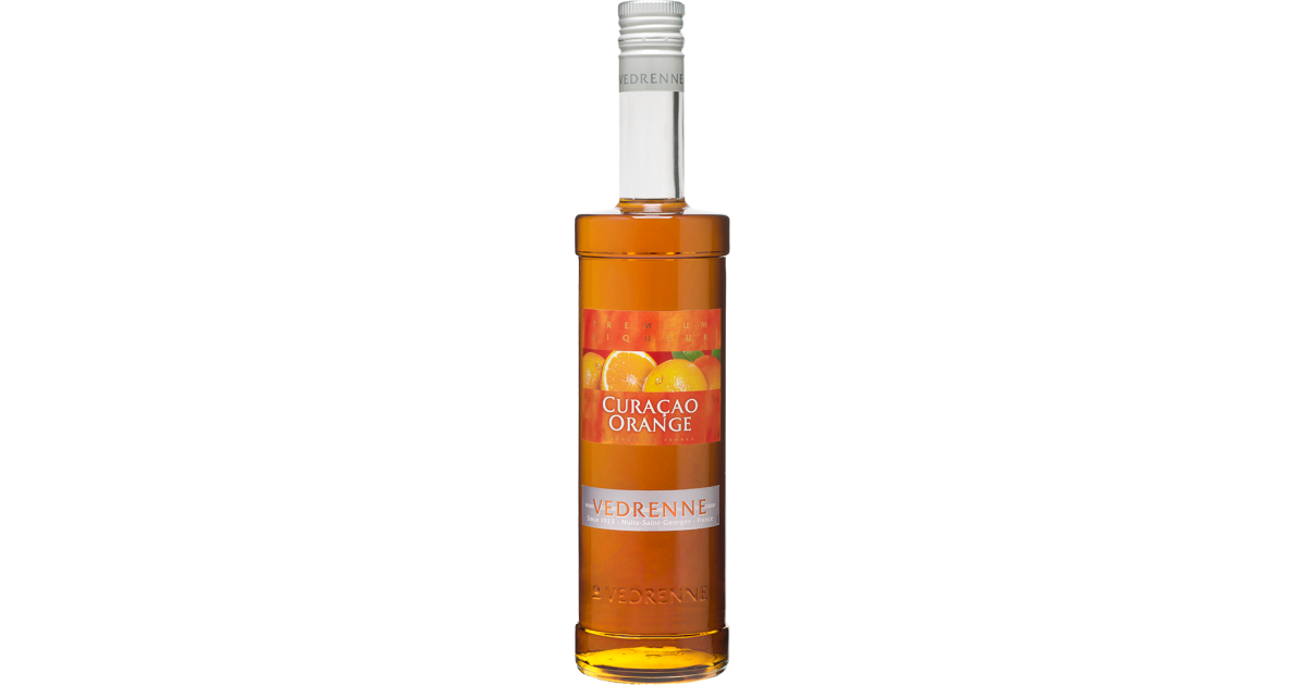 Liqueur de Curaçao Orange VEDRENNE 35% - 70cl Vedrenne - 1