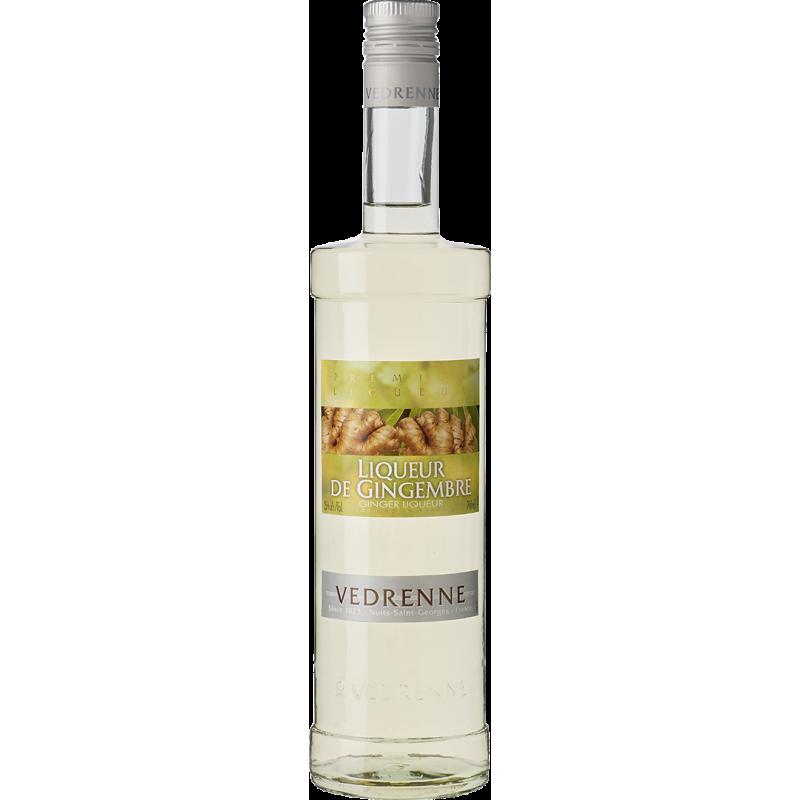 Liqueur de Gingembre VEDRENNE 25% - 70cl Vedrenne - 1