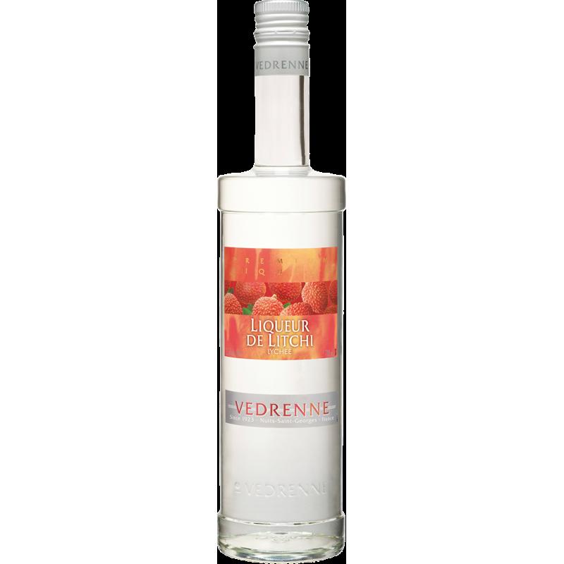 Liqueur de Litchi VEDRENNE 15% - 70cl Vedrenne - 1