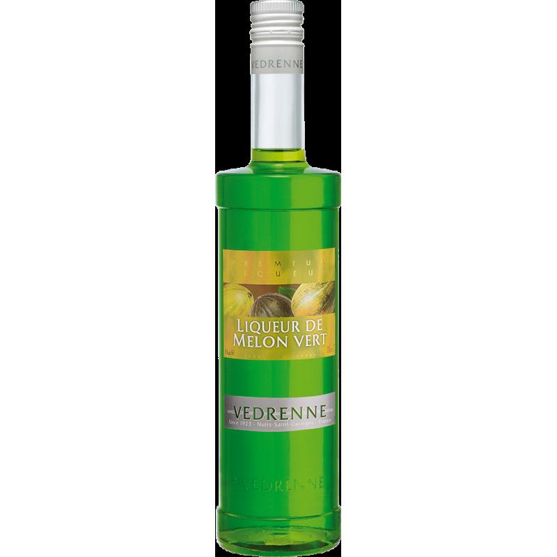 Liqueur de Melon Vert VEDRENNE 15% - 70cl Vedrenne - 1