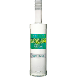 Crème de Menthe Blanche VEDRENNE 18% - 70cl