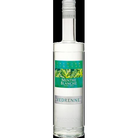 Crème de Menthe Blanche VEDRENNE 18% - 70cl Vedrenne - 1