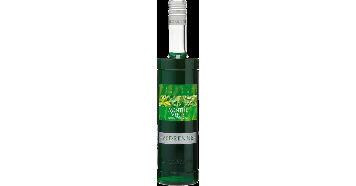 Crème de Menthe Verte VEDRENNE 18% - 70cl Vedrenne - 1