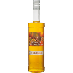 Liqueur de Fruit de la Passion VEDRENNE 18% - 70cl