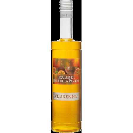 Liqueur de Fruit de la Passion VEDRENNE 18% - 70cl Vedrenne - 1