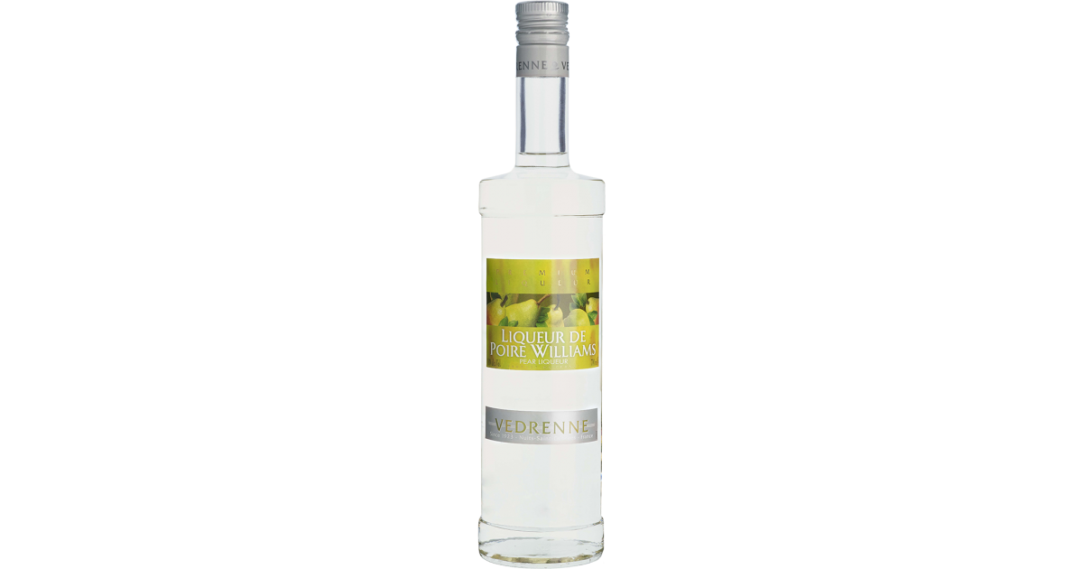 Liqueur de Poire Williams VEDRENNE 18% - 70cl Vedrenne - 1