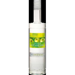 Liqueur de Pomme Verte VEDRENNE 18% - 70cl