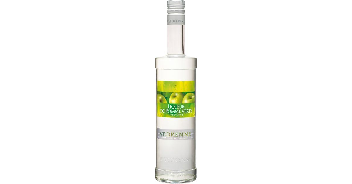 Liqueur de Pomme Verte VEDRENNE 18% - 70cl Vedrenne - 1