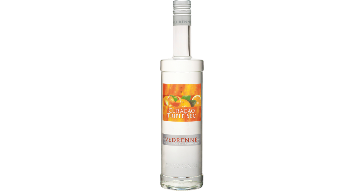 Liqueur de Triple Sec VEDRENNE 35% - 70cl Vedrenne - 1