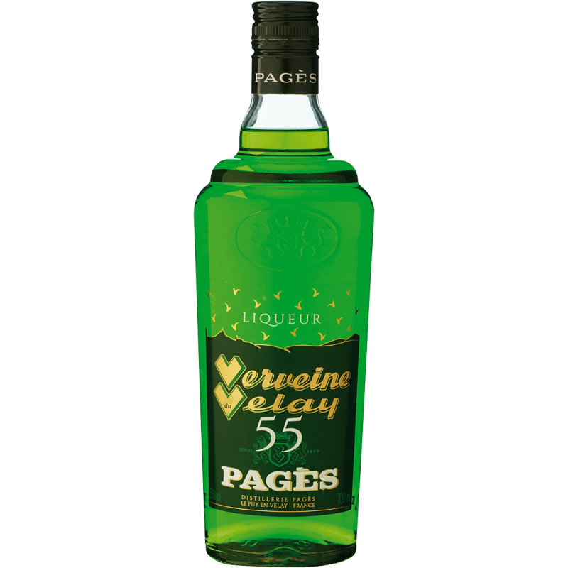 Verveine du Velay PAGÈS 55% - 70cl Pagès - 1