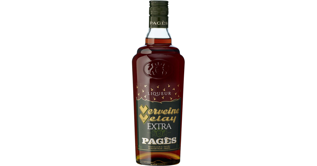 Liqueur Verveine du Velay Extra PAGÈS 40% - 70cl Pagès - 1