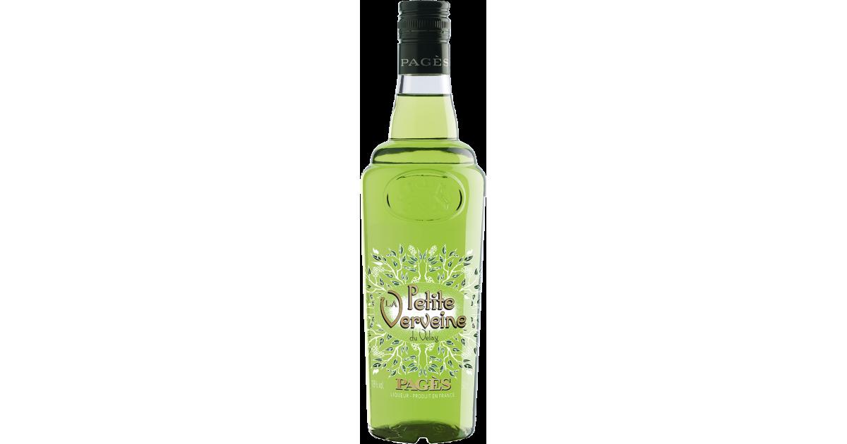 Liqueur Petite Verveine du Velay PAGÈS 18% - 50 cl Pagès - 1
