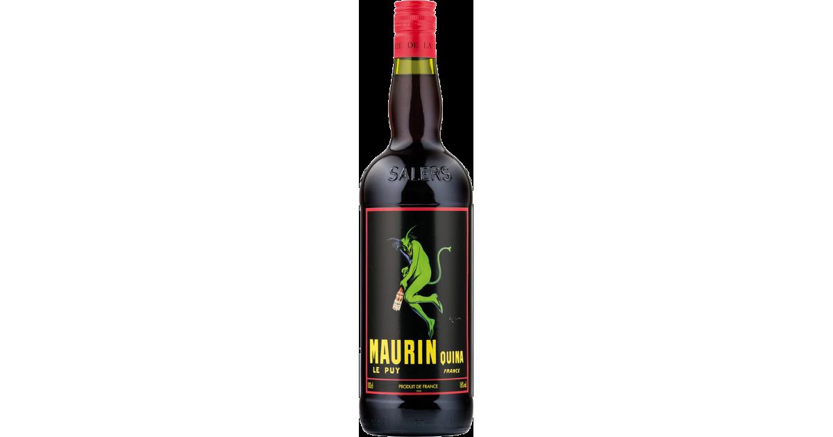Apéritif Maurin Quina 16% - 100cl Pagès - 1