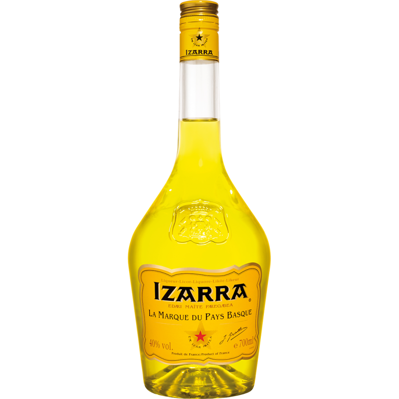 IZARRA Jaune 40% - 70cl Izarra - 1