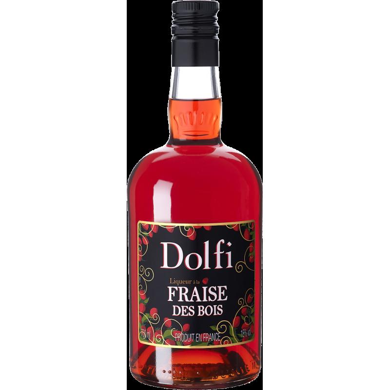 Fraise des Bois DOLFI 18% - 70cl Vedrenne - 1