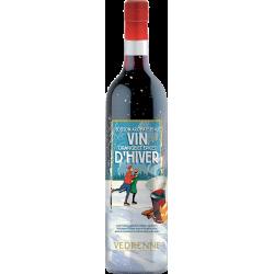 Vin d'hiver sleeve VEDRENNE 75cl - 12%