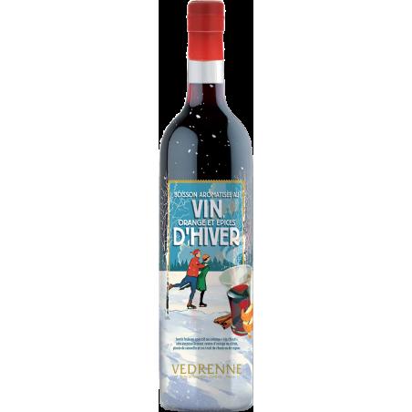 Vin d'hiver sleeve VEDRENNE 75cl - 12% Vedrenne - 1